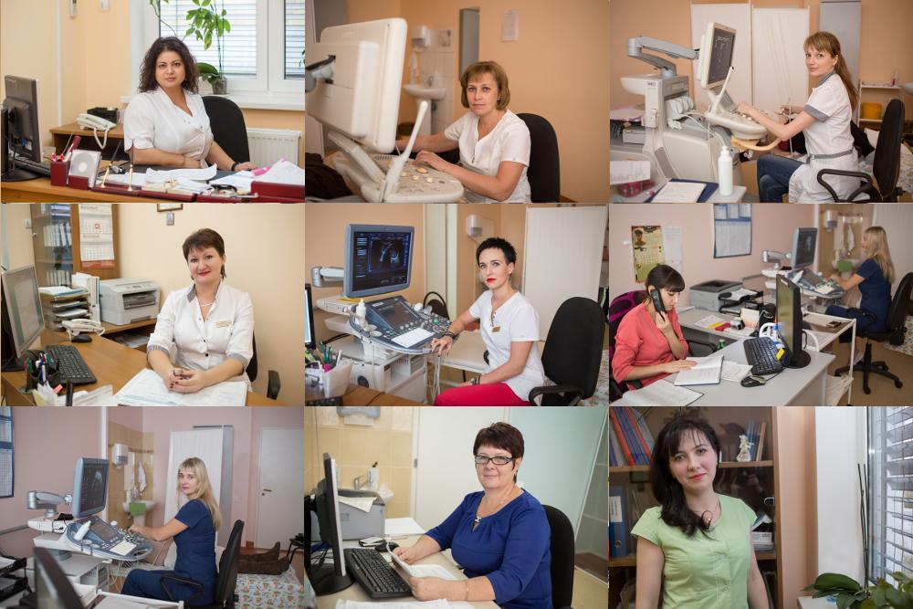 Сотрудники Медико-генетической консультации